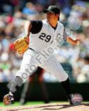 Colorado Rockies - Jorge De La Rosa Photo Photo