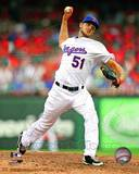 Texas Rangers - Justin Grimm Photo Photo
