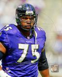 Baltimore Ravens - Jonathan Ogden Photo Photo