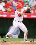 Los Angeles Angels - Hank Conger Photo Photo