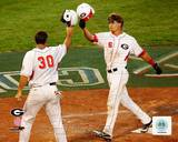 Georgia Bulldogs - Gordon Beckham Photo Photo