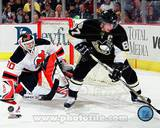 New Jersey Devils, Pittsburgh Penguins - Martin Brodeur, Sidney Crosby Photo Photo