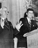 Historical - John F. Kennedy, Harry S. Truman Photo Photo