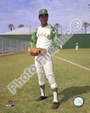 Oakland Athletics - John Odom Photo Photo