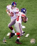 New York Giants - Eli Manning, Ahmad Bradshaw Photo Photo
