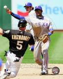 Texas Rangers - Elvis Andrus Photo Photo
