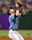 Tampa Bay Rays - Evan Longoria Photo Photo