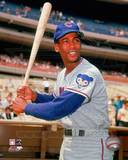 Chicago Cubs - Ernie Banks Photo Fotografía