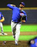 Chicago Cubs - Justin Berg Photo Photo
