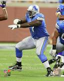 Detroit Lions - Gosder Cherilus Photo Photo