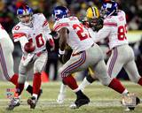 New York Giants - Eli Manning, Brandon Jacobs Photo Photo