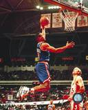 New York Knicks - John Starks Photo Photo