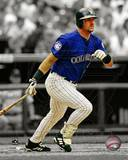 Colorado Rockies - Larry Walker Photo Photo