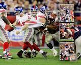 New York Giants - Eli Manning, David Tyree Photo Photo