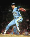 Seattle Mariners - Gaylord Perry Photo Photo