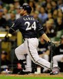 Milwaukee Brewers - Mat Gamel Photo Photo