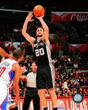 San Antonio Spurs - Manu Ginobili Photo Photo