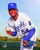 Kansas City Royals - Ervin Santana Photo Photo