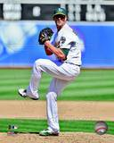 Oakland Athletics - Grant Balfour Photo Photo