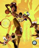 Los Angeles Lakers - Magic Johnson Photo Photo