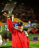 Boston Red Sox - John Farrell Photo Photo