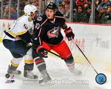 Columbus Blue Jackets - Jared Boll Photo Photo