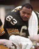 Pittsburgh Steelers - Ernie Holmes Photo Photo