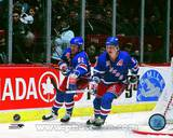 New York Rangers - Mark Messier, Adam Graves Photo Photo