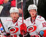 Carolina Hurricanes - Eric Staal, Jordan Staal Photo Photo