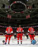 Carolina Hurricanes - Eric Staal, Jordan Staal, Jared Staal Photo Photo