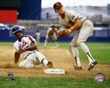 San Diego Padres, New York Mets - Graig Nettles, George Foster Photo Photo