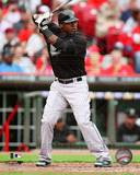 Miami Marlins - Hanley Ramirez Photo Photo