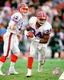 Buffalo Bills - Jim Kelly, Thurman Thomas Photo Photo