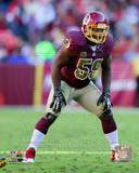 Washington Redskins - London Fletcher Photo Photo