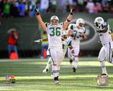 New York Jets - Jim Leonhard Photo Photo