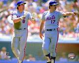New York Mets - Keith Hernandez, Gary Carter Photo Photo