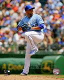 Kansas City Royals - Kelvin Herrera Photo Photo