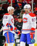 Montreal Canadiens - Josh Gorges, Max Pacioretty Photo Photo