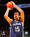 Memphis Grizzlies - Hamed Haddadi Photo Photo