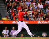 Los Angeles Angels - Mark Trumbo Photo Photo