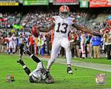 Cleveland Browns - Josh Gordon Photo Photo