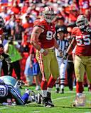 San Francisco 49ers - Justin Smith Photo Photo
