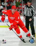 Detroit Red Wings - Justin Abdelkader Photo Photo