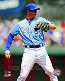 Kansas City Royals - Elliot Johnson Photo Photo