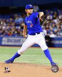 Toronto Blue Jays - Josh Johnson Photo Photo