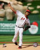 Los Angeles Angels - Ervin Santana Photo Photo
