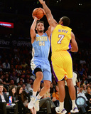 Denver Nuggets - Evan Fournier Photo Photo