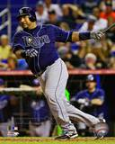 Tampa Bay Rays - Jose Molina Photo Photo