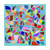 The Of Abstract Geometrical Print by  MritaX