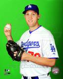 Los Angeles Dodgers - Josh Lindblom Photo Photo